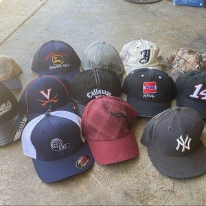 14 Men's Baseball Hats